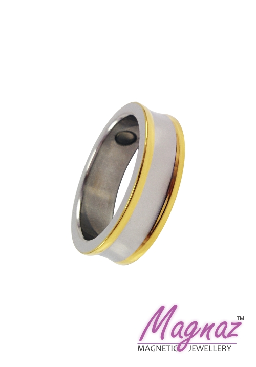 Bio Magnetic Finger Ring - 3